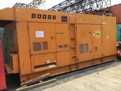 DENYO DCA-800SSA-M : 800KVA เครื่องปั่นไฟ นำเข้า โทร. 080-6565422 (หนิง)