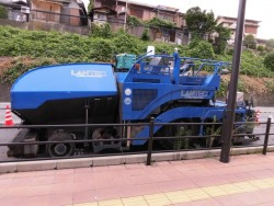 Sumitomo HA60W-5 : รถปูยาง 6 เมตร นำเข้าจากญี่ปุ่น โทร. 080-6565422 (หนิง)
