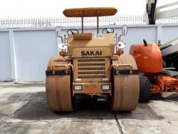 SAKAI R2S : 3322ชั่วโมง รถบด 3 ล้อเหล็ก นำเข้าจากญี่ปุ่น โทร. 080-6565422 (หนิง)