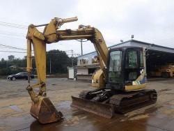 Caterpillar 308CSR : รถขุด 8 ตัน นำเข้าจากญี่ปุ่น โทร. 080-6565422 (หนิง)