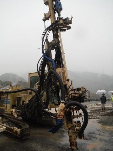 Furukawa HCR-9DS : รถเจาะ 9 เมตร นำเข้าจากญี่ปุ่น โทร. 080-6565422 (หนิง)