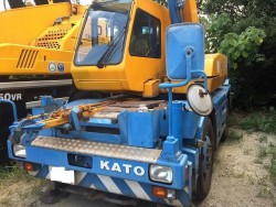KATO KR-10HL : รถเครน 10 ตัน H type Jib* นำเข้าจากญี่ปุ่น โทร. 080-6565422 (หนิง)