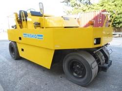SAKAI T2 #43045 : รถบด 9 ล้อยาง นำเข้าจากญี่ปุ่น โทร. 080-6565422 (หนิง)