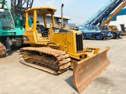 Caterpillar D3G ปี2007 นำเข้าจากญี่ปุ่น โทร. 080-6565422 (หนิง)